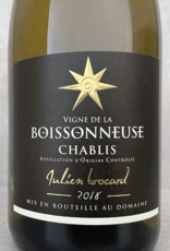 Julien Brocard La Boissonneuse Chablis 2019