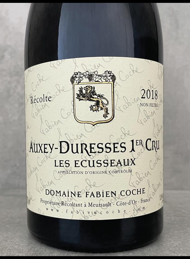 Auxey-Duresses 1er Cru Les Ecusseaux 2018