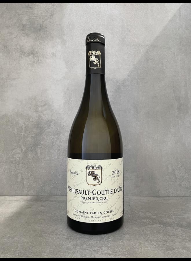 Meursault 1er Cru Goutte d'Or 2018