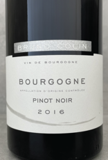 Bruno Colin Bourgogne Rouge 2015