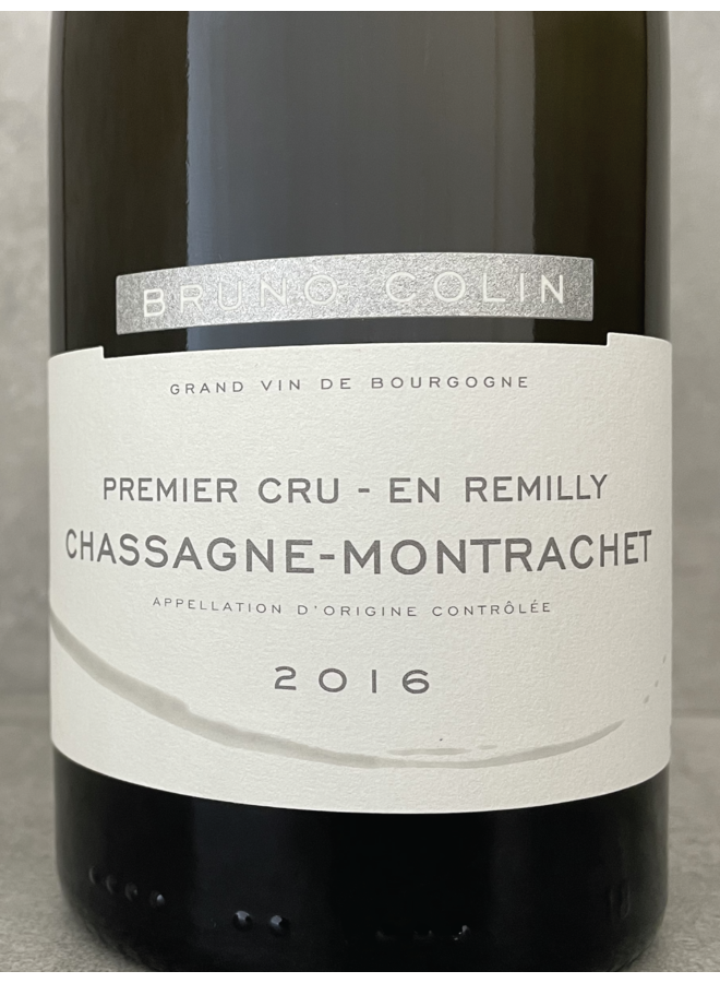 Chassagne Montrachet 1er Cru En Remilly 2017