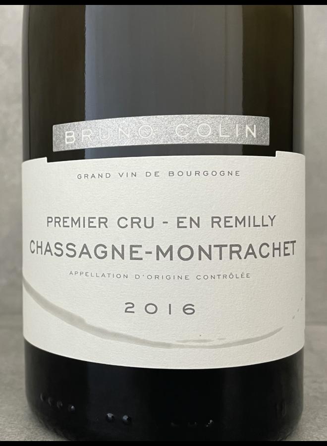 Chassagne Montrachet 1er Cru En Remilly 2018