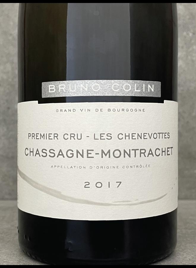 Chassagne Montrachet 1er Cru Les Chenevottes 2017