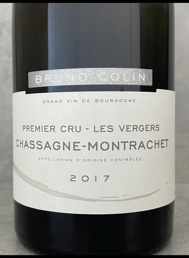 Chassagne Montrachet 1er Cru Les Vergers 2017