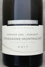 Bruno Colin Chassagne Montrachet 1er Cru Morgeot 2017