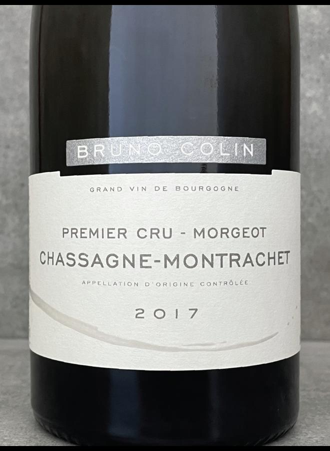 Chassagne Montrachet 1er Cru Morgeot 2017