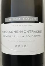 Bruno Colin Chassagne Montrachet 1er La Boudriotte 2017