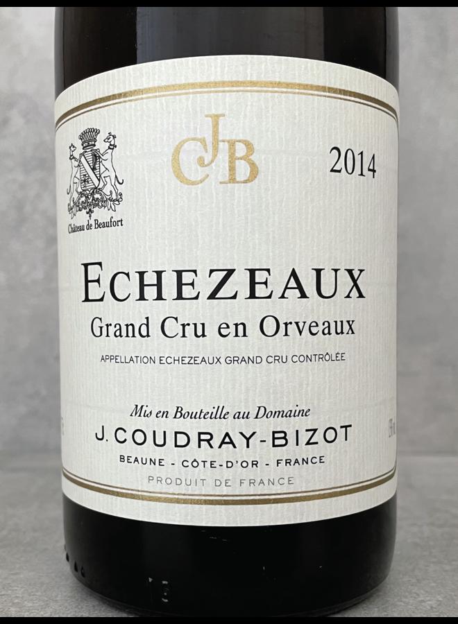 Echezeaux Grand Cru en Orveaux 2002