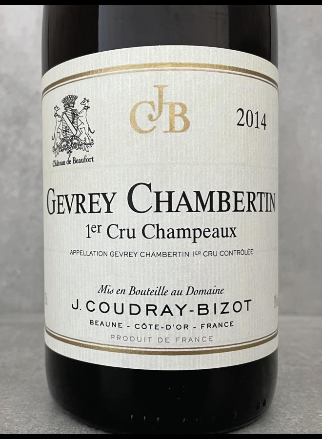 Gevrey Chambertin 1er Cru Champeaux 2007