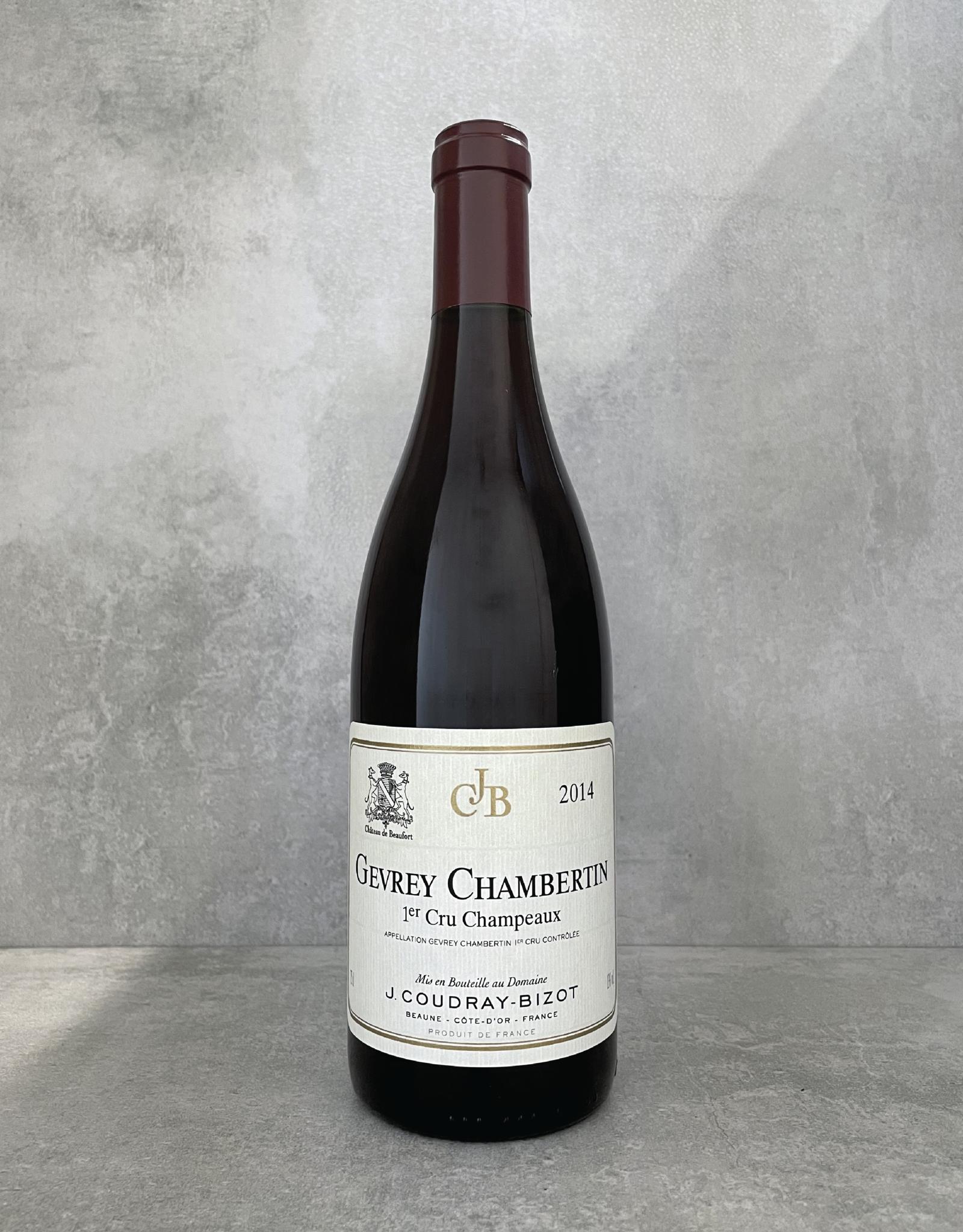 Domaine Coudray-Bizot Gevrey Chambertin 1er Cru Champeaux 2010