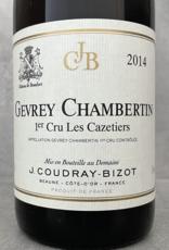 Domaine Coudray-Bizot Gevrey Chambertin 1er Cru Les Cazetiers 2010