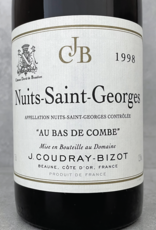 Domaine Coudray-Bizot Nuits Saint Georges 2010