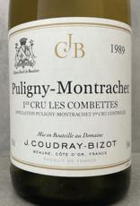 Domaine Coudray-Bizot Puligny Montrachet 1er Cru Les Combettes 2014