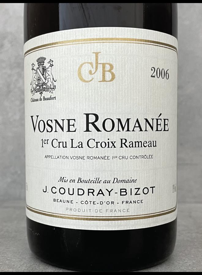 Vosne Romanée 1er Cru La Croix Rameau 2006
