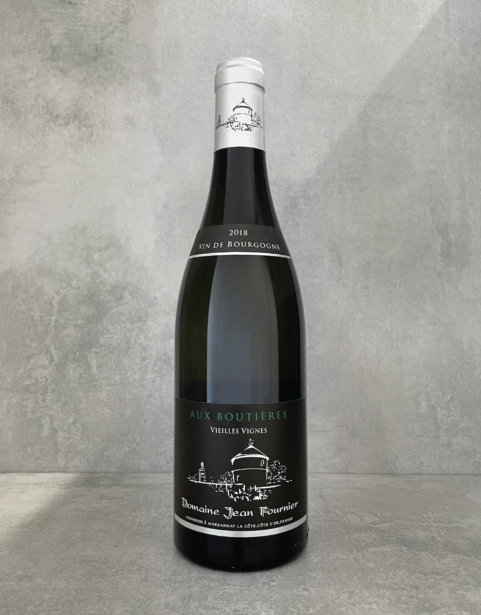 Jean Fournier Bourgogne Aligoté Aux Boutières Tres Vieilles Vignes 2018