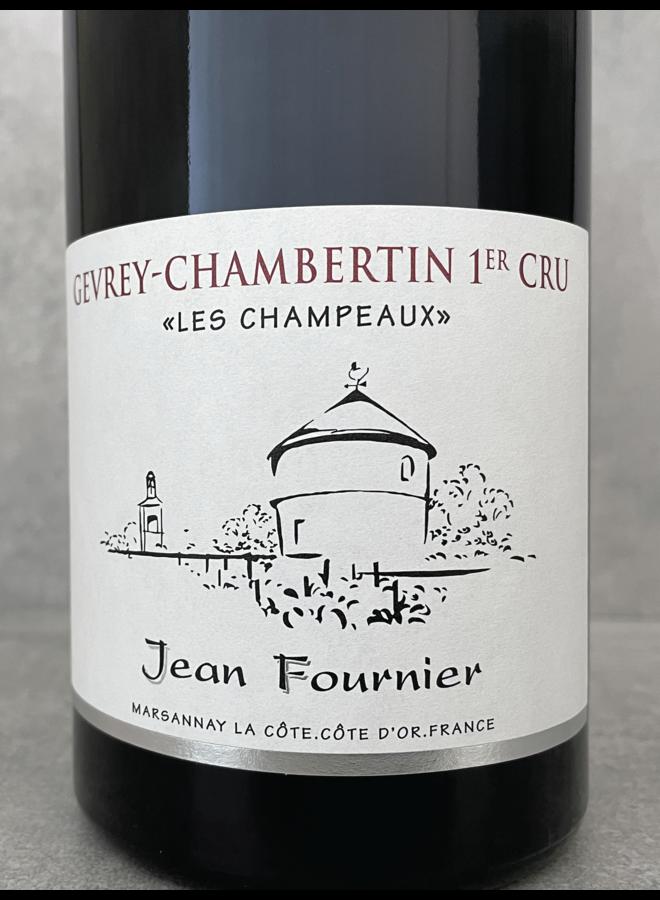 Gevrey Chambertin 1er Cru Les Champeaux 2018