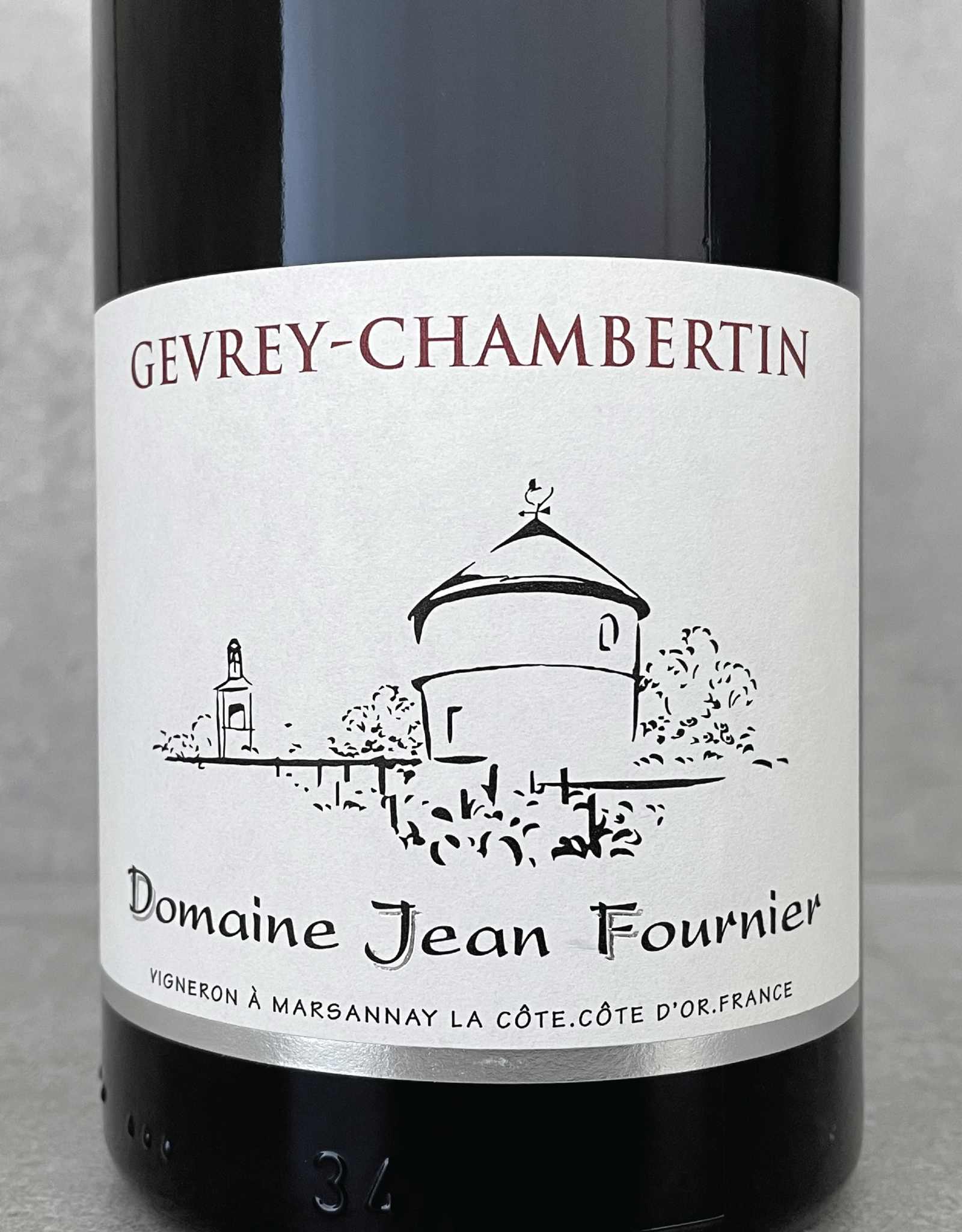 Jean Fournier Gevrey Chambertin 2018
