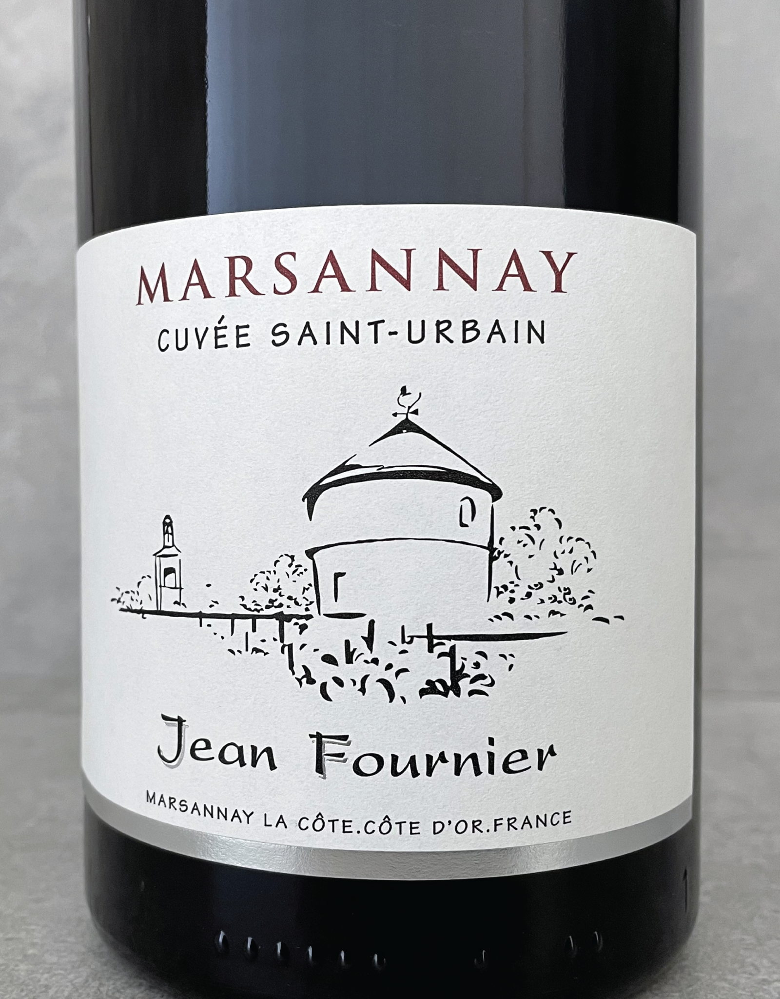 Jean Fournier Marsannay Cuvée Saint Urbain 2018