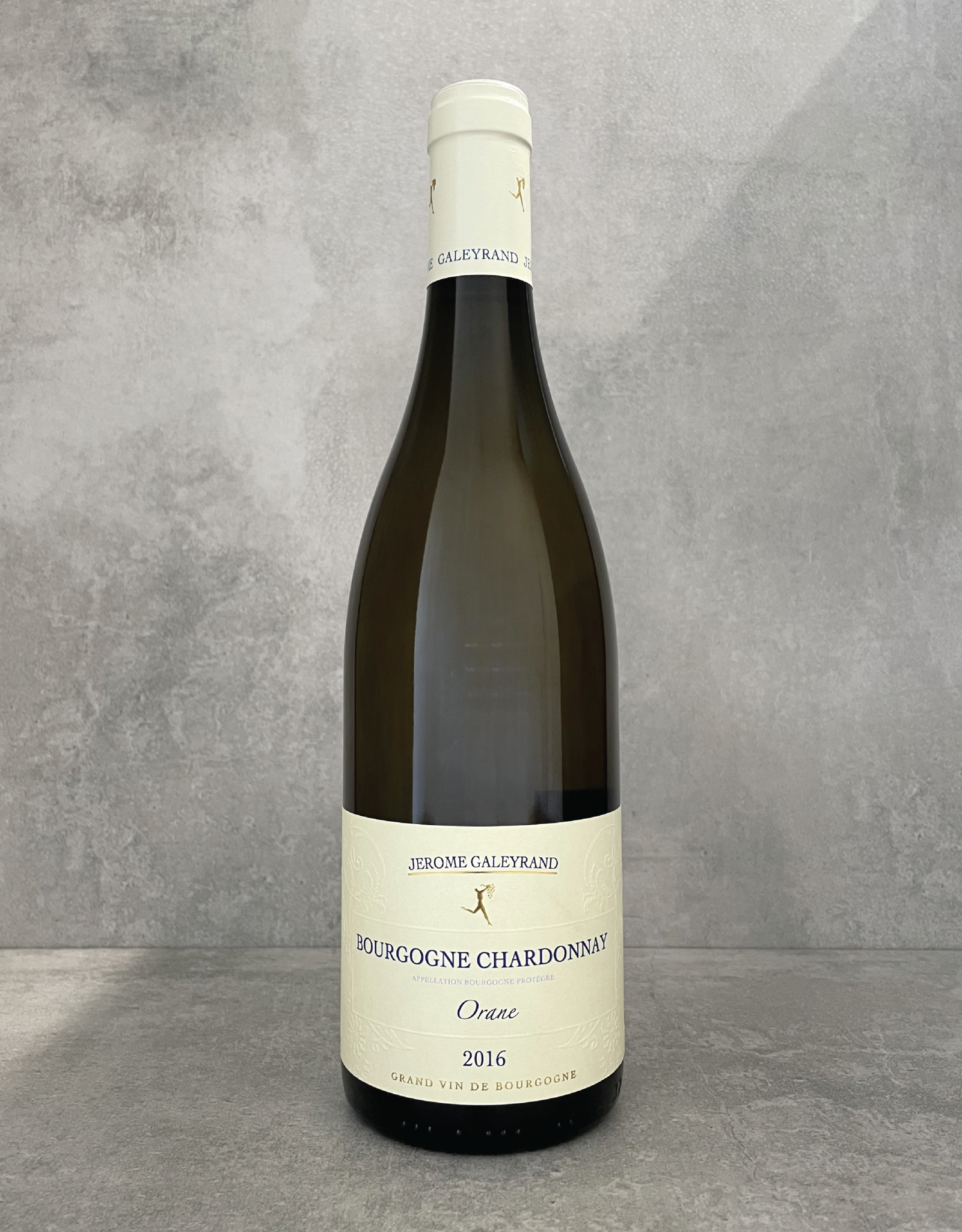 Jérôme Galeyrand Bourgogne Chardonnay 'Orane' 2016