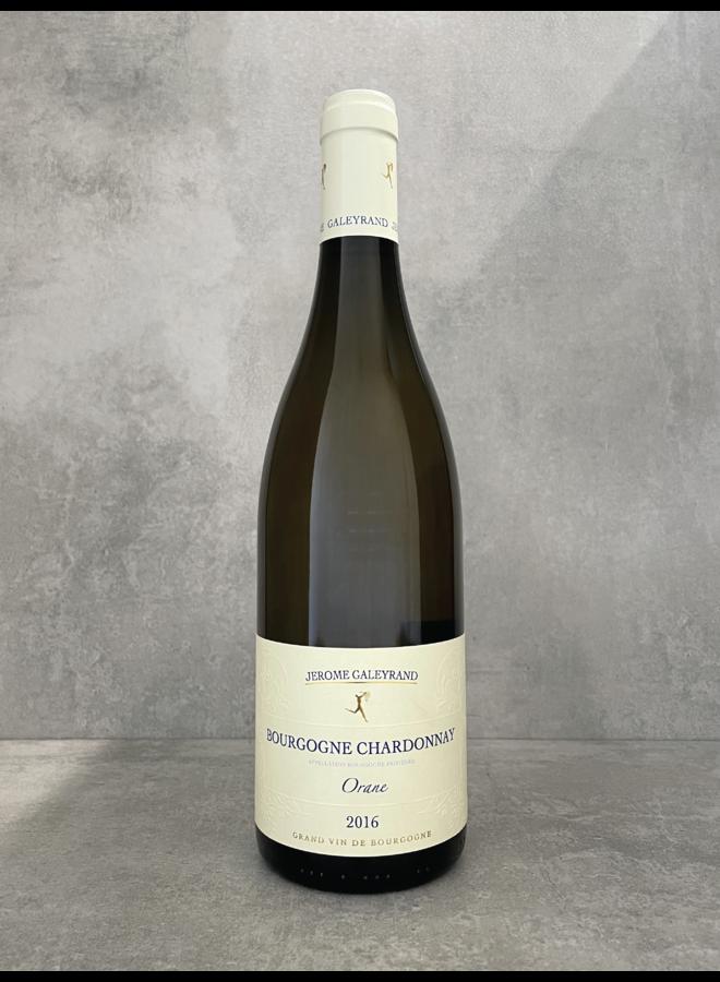 Bourgogne Chardonnay 'Orane' 2016