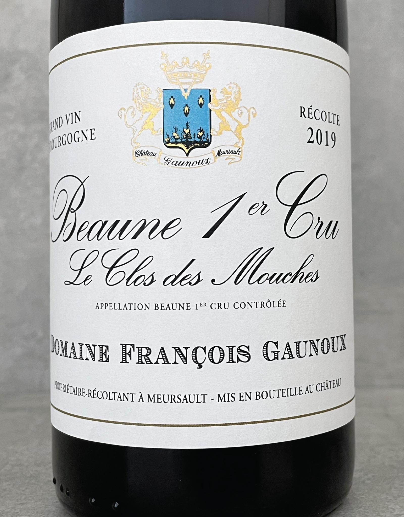 François Gaunoux Beaune 1er Cru Le Clos des Mouches 1998