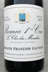 François Gaunoux Beaune 1er Cru Le Clos des Mouches 2007