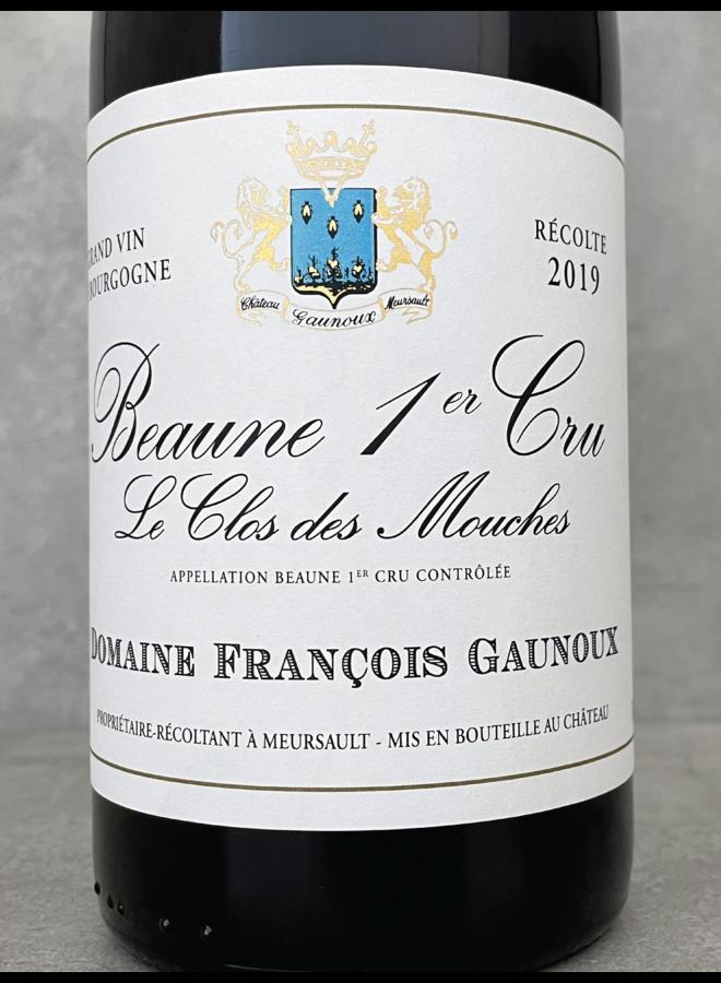 François Gaunoux Beaune 1er Cru Le Clos des Mouches 2019