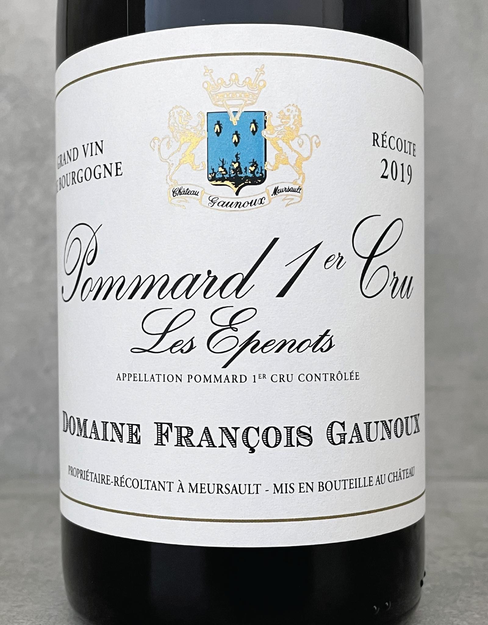 François Gaunoux Pommard 1er Cru Epenots 2015