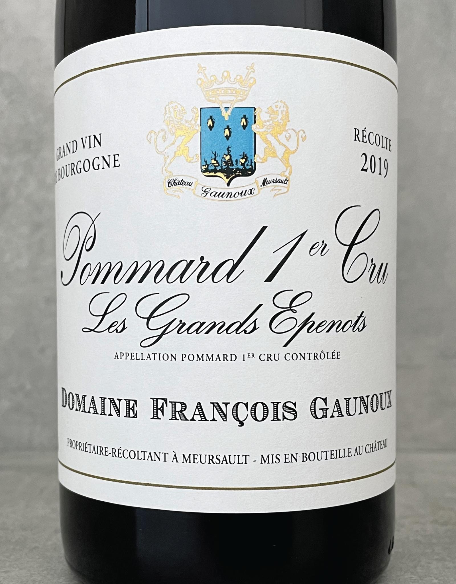 François Gaunoux Pommard 1er Cru Grands Epenots 2000