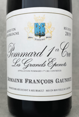 François Gaunoux Pommard 1er Cru Grands Epenots 2017