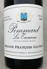 François Gaunoux Pommard Tavannes 2015