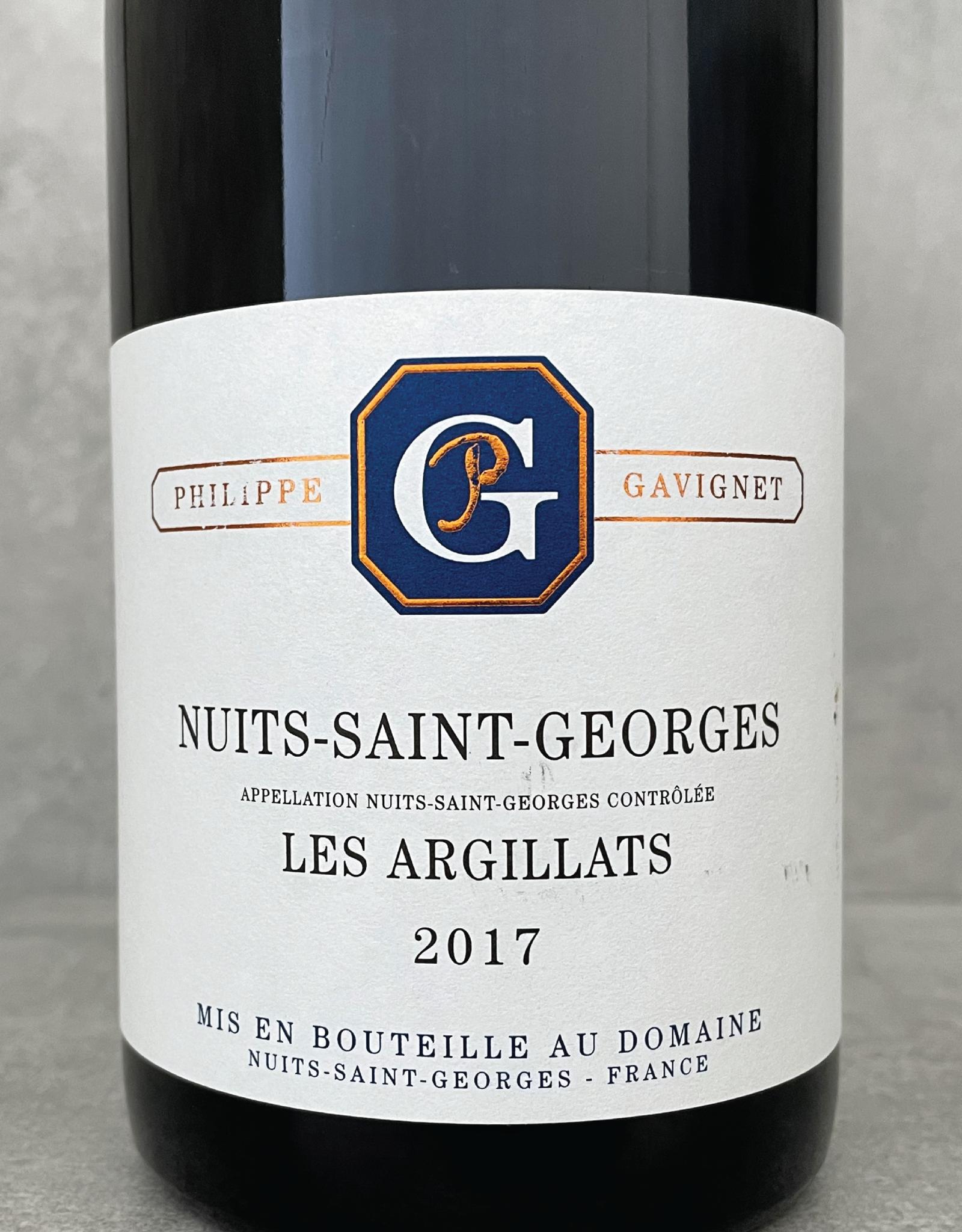 Philippe Gavignet Nuits Saint Georges Les Argillats 2016
