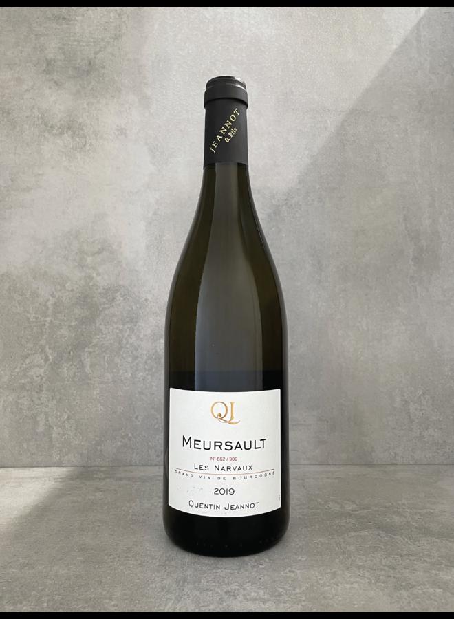 Meursault Les Narvaux 2019