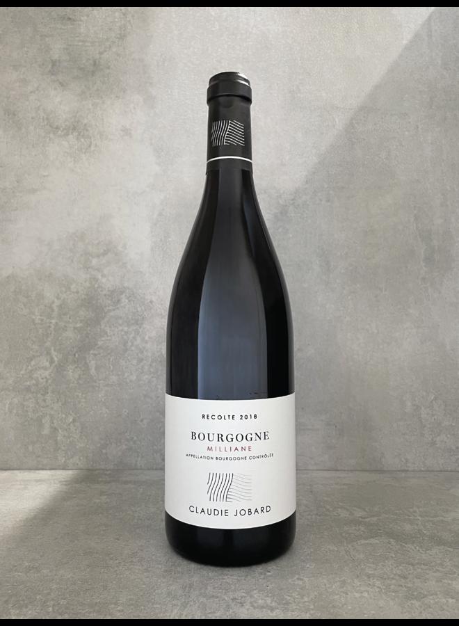 Bourgogne Cote d'Or cuvée Milliane 2019