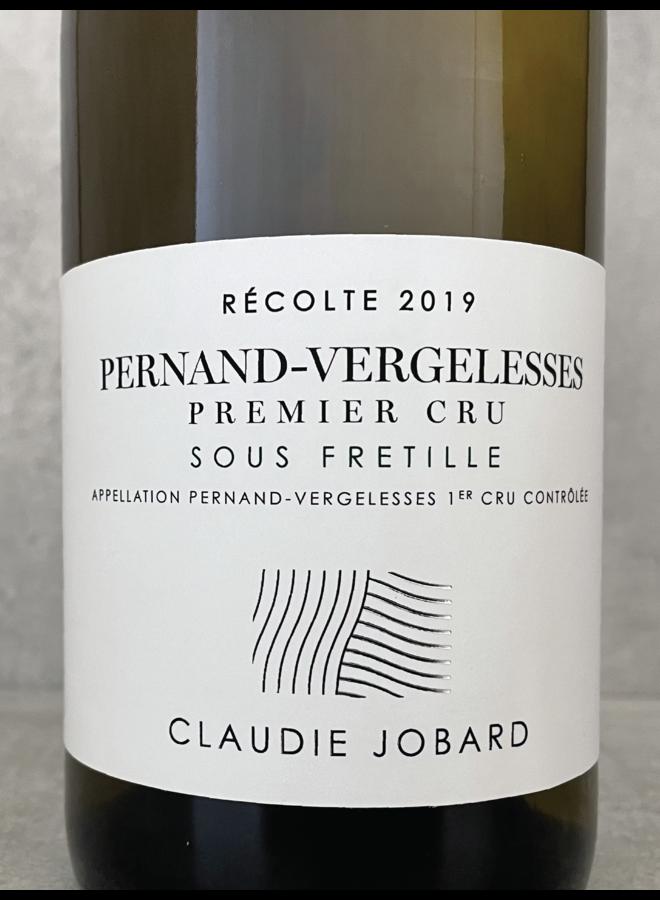 Pernand-Vergelesses 1er Cru Sous Frétille 2019
