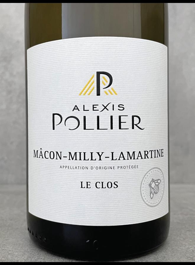 Mâcon-Milly Lamartine 'Le Clos' 2018