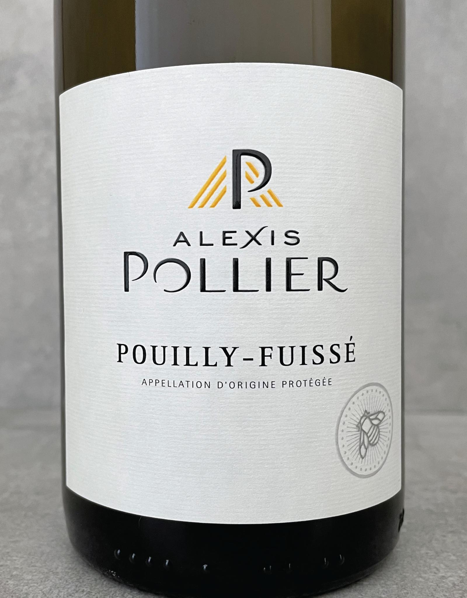 Alexis Pollier Pouilly Fuissé 2017