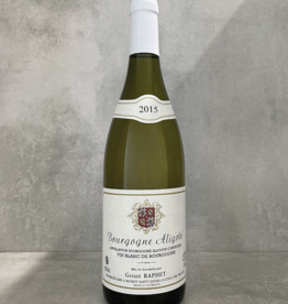 Gérard Raphet Bourgogne Aligoté 2015
