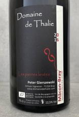 Domaine de Thalie Les Pierres Levées Mâcon-Bray rouge 2016