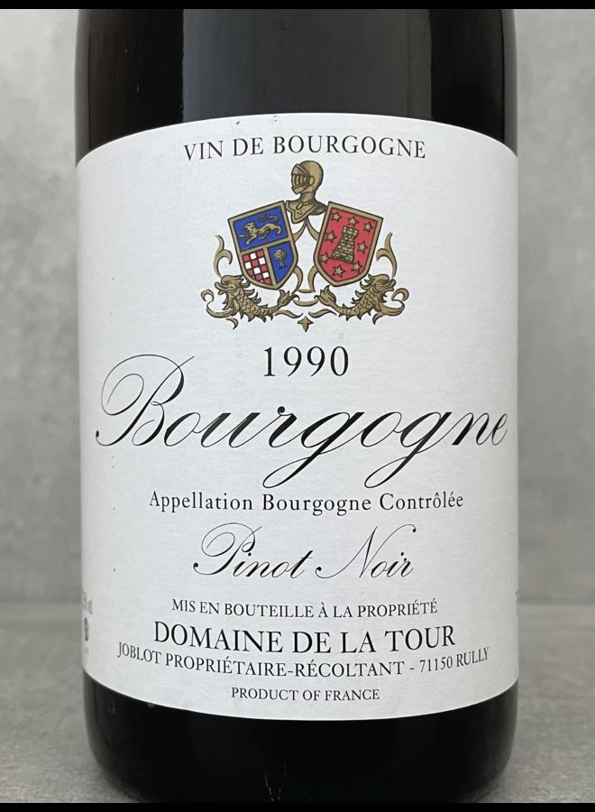 Bourgogne Rouge Côtes Chalonnaise 2002