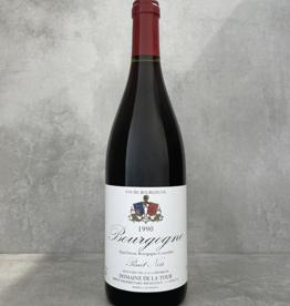Domaine de la Tour Bourgogne Rouge Côtes Chalonnaise 1990