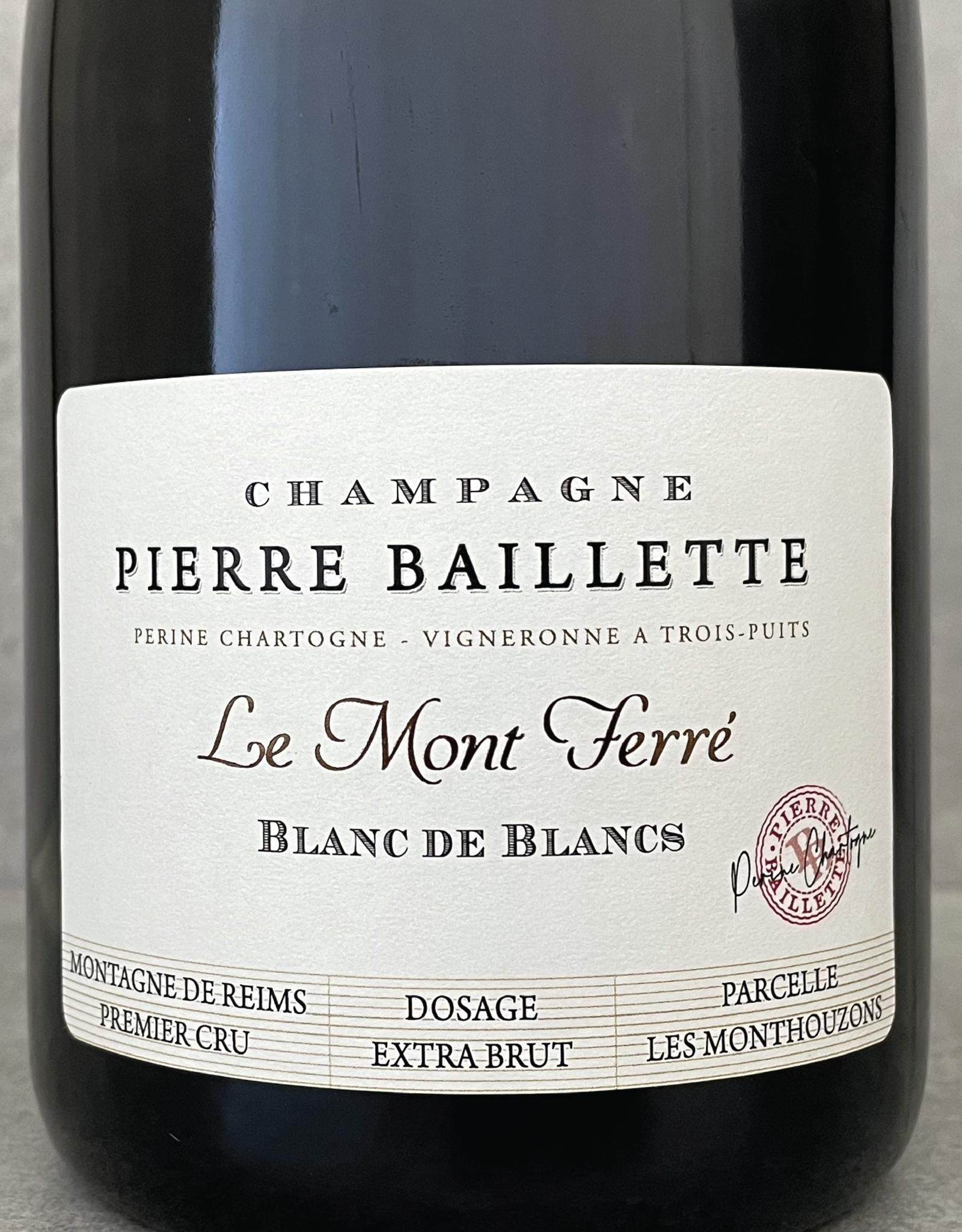 Pierre Baillette Le Mont Ferré Blanc de Blancs n.v.