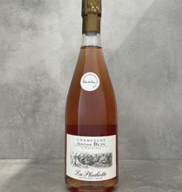 Jérôme Blin La Pluchotte Rosé Extra Brut (tirage 100 btl) n.v.
