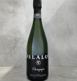 Champagne Delalot Les Dionysiaques Brut (tirage 1500 btl) n.v.