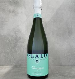 Champagne Delalot Pleiades Extra Brut (tirage 1000 btl) n.v.