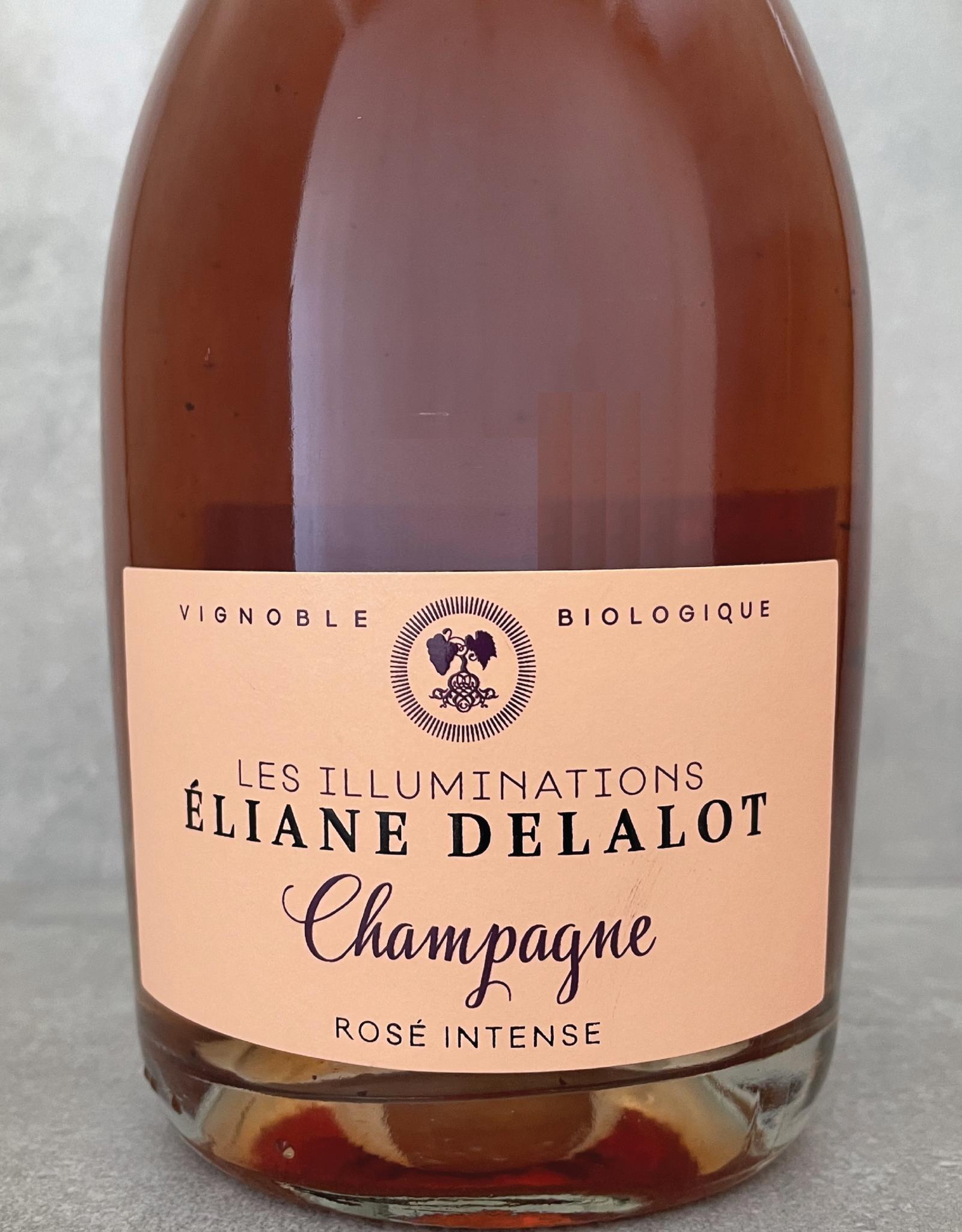 Champagne Delalot  Les Illuminations Rosé (tirage 400 btl) n.v.