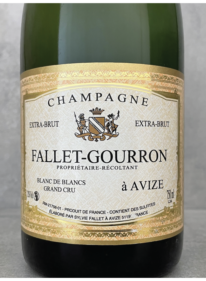 Fallet-Gourron Grand Cru Blanc de Blancs n.v.