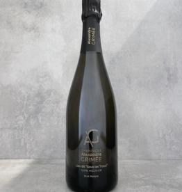 Alexandre Grimée Champagne 'Sous les Trous' (tirage 1697 btl) 2014