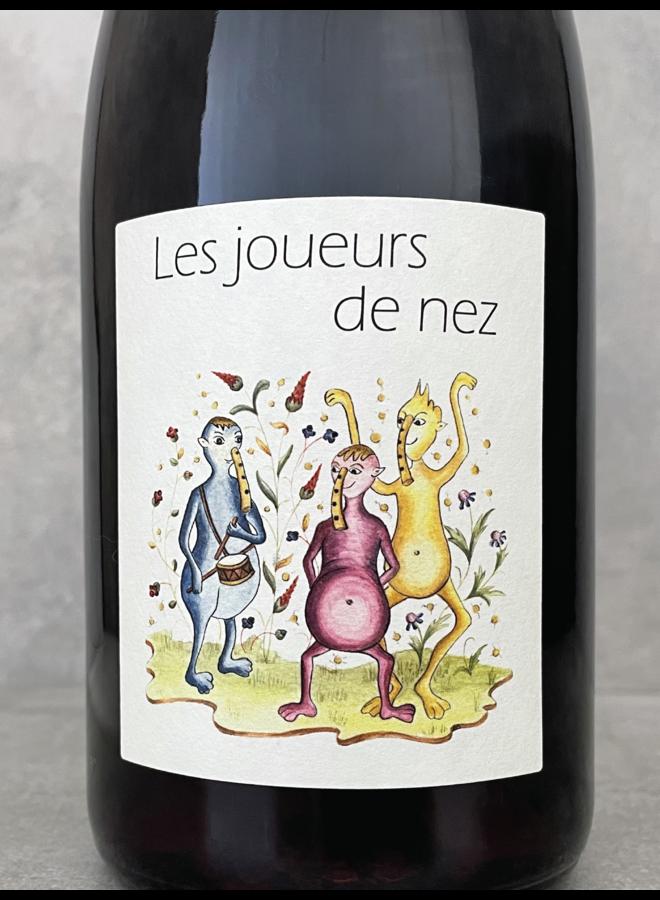 Vin de France 'Les Joueurs de Nez' 2018