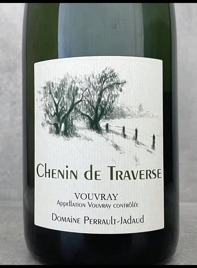Methode Ancestrale Vouvray 'Chenin de Traverse' 2015